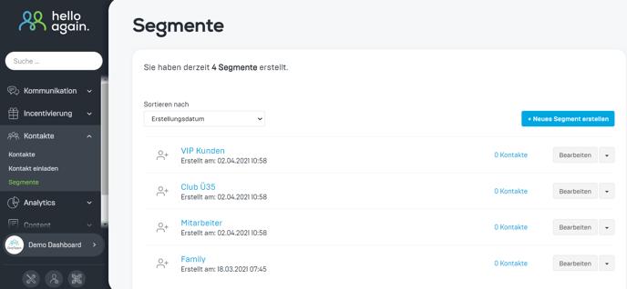 Screenshot Dashboard Segmente3