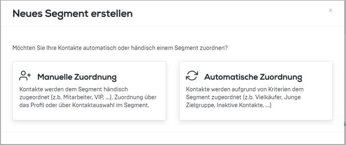 Screenshot Dashboard Segmente5